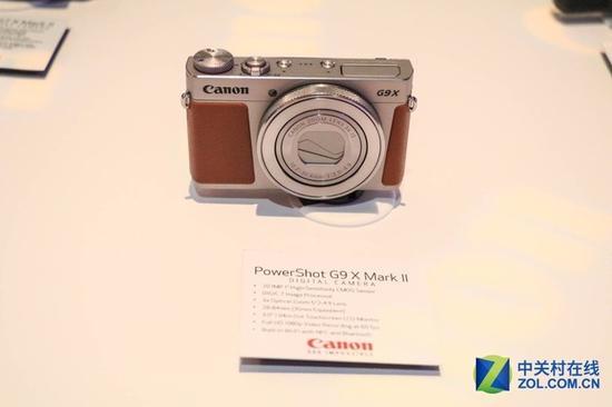 佳能高性能便携相机G9XII