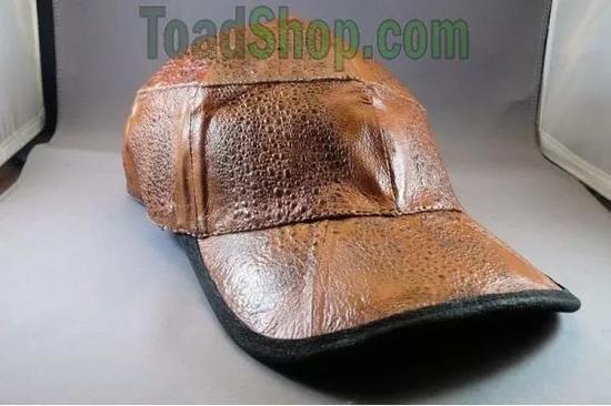 售价120澳元一顶蟾蜍皮帽子,但是销量惨淡