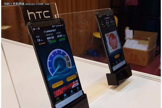 疑似HTC U12真机曝光 6英寸全面屏+骁龙845
