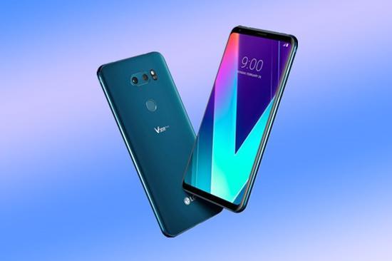 LG V30S拍照手机正式发布 依旧搭载骁龙835