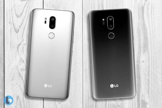 LGG7渲染图(图片引自TechnoBuffalo)