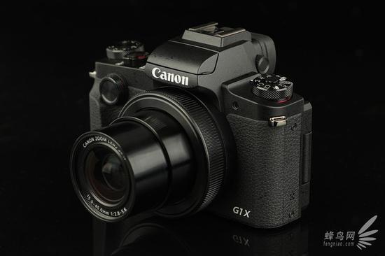 佳能G1 X Mark III