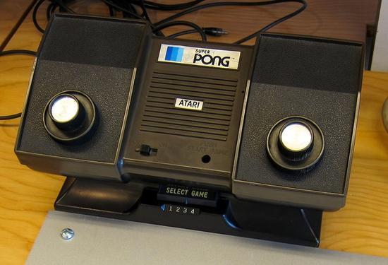 家用游戏主机的鼻祖:AtariPong