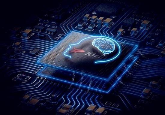 人工智能芯片(图片来自网络)