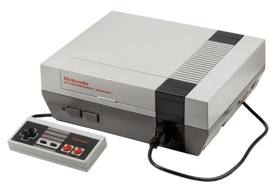 NES-任天堂霸业的开端