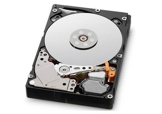 机械硬盘内部构造