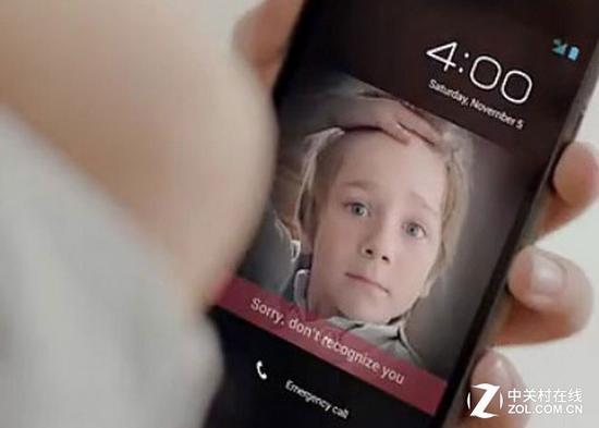 手机上的指纹识别可以通过电源键进行确认