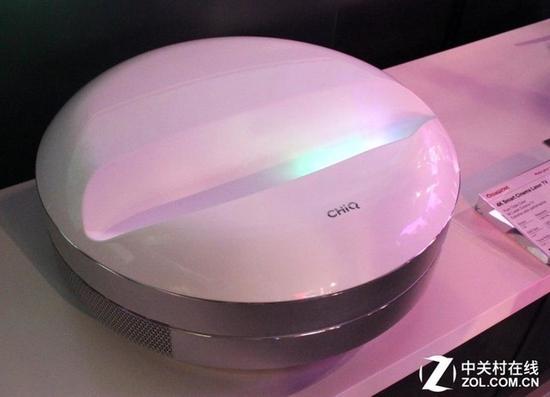 长虹的三色4K激光影院