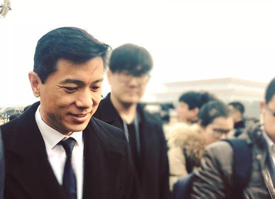 全国政协委员、百度公司董事长兼CEO 李彦宏 图片来源:《中国企业家》杂志 摄影 / 李碧雯