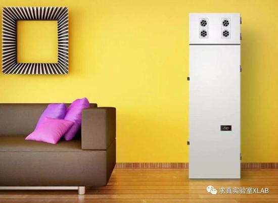壁挂式和柜式新风系统难免有比较大的外机