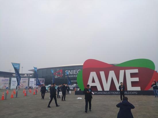 AWE2018:巨头们有的抢入口有的抢生态