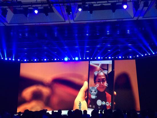 苹果全球副总裁、大中华区董事总经理葛越发布
