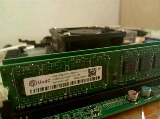 三星颤抖 紫光发布首个国产DDR4内存?真相令人崩溃