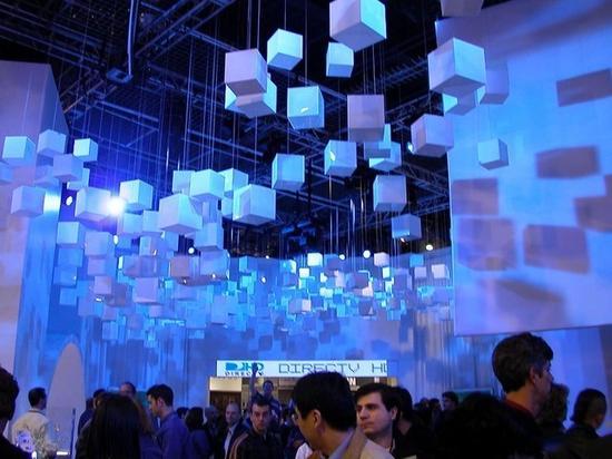 CES在2005年正式成为第一消费电子盛会