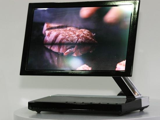 首款OLED电视索尼XEL-1