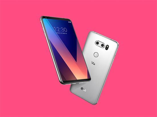 搭载骁龙835!LG V30s曝光:MWC2018