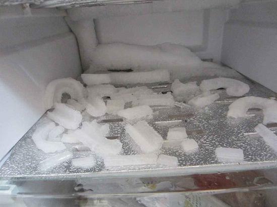 下面这些方法能够有效减少冰箱结冰现象