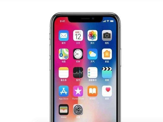 苹果:iOS所有应用4月起须适配iPhoneX(图片来自baidu)
