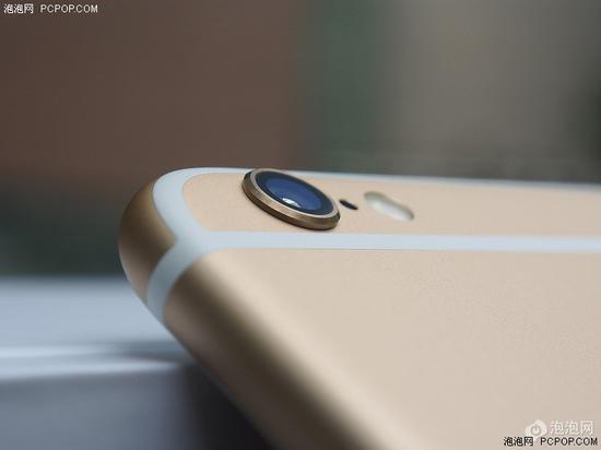 iPhone 6凸出的的摄像头