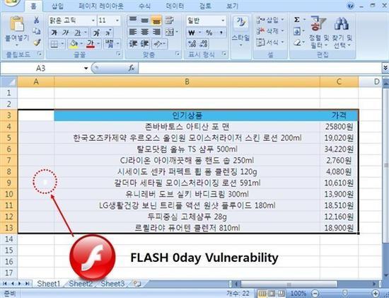 估计微软也没想到 flash零日漏洞仅Win7免疫