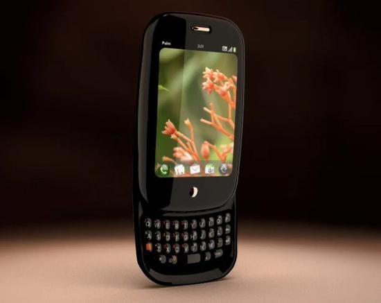 PalmPre(图源:blogcdn)