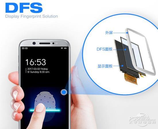 vivo屏下指纹识别手机发布 这项技术难在哪