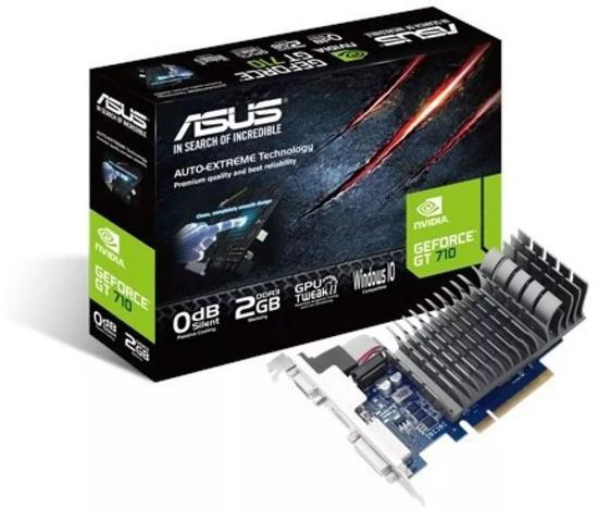 华硕销售的GeForce显卡产品