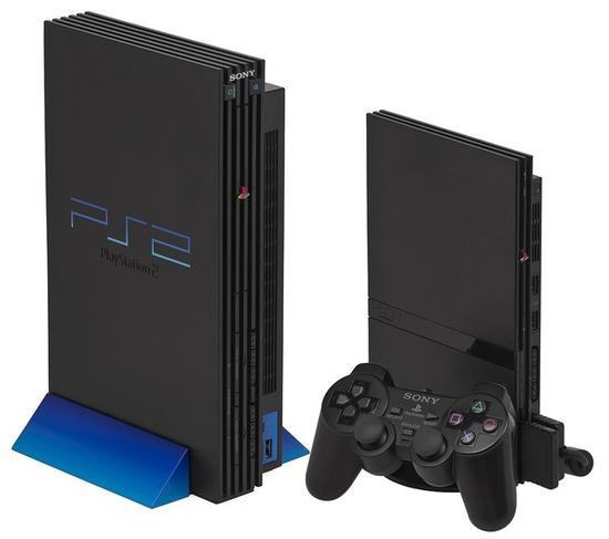 索尼的PS2带动了DVD的普及