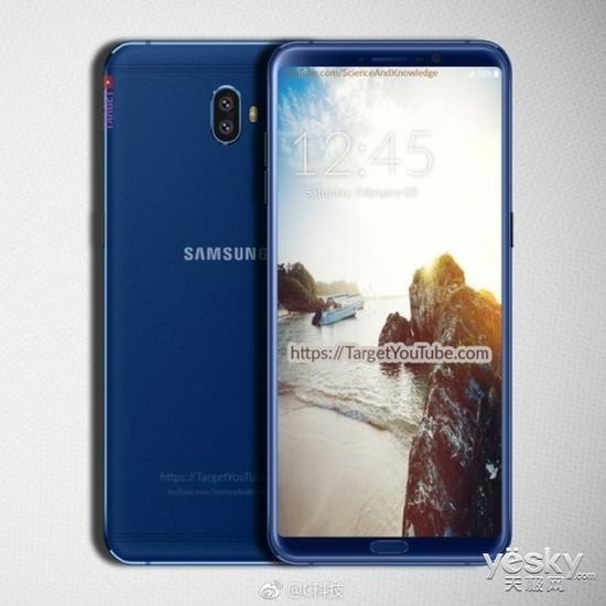 三星或近期推出中端手机Galaxy C10:骁龙660处理器