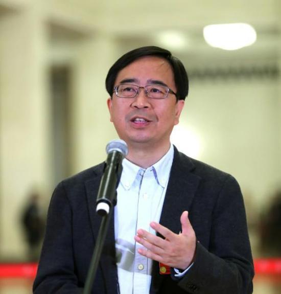 全国政协委员、中国科大常务副校长潘建伟院士 新华社 图