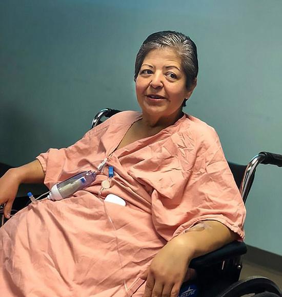 惊!哥斯达黎加女子体内取出34公斤重巨型肿瘤