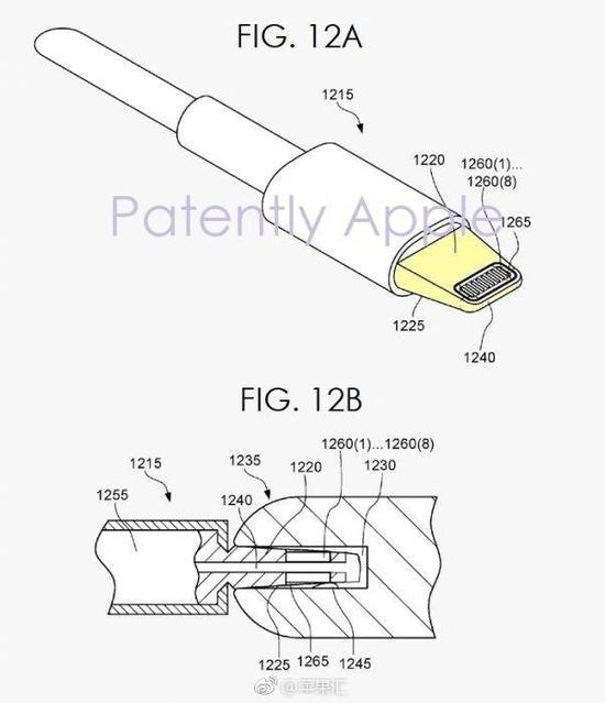 苹果又双叒叕申请新专利:下代Lightning接口能防水