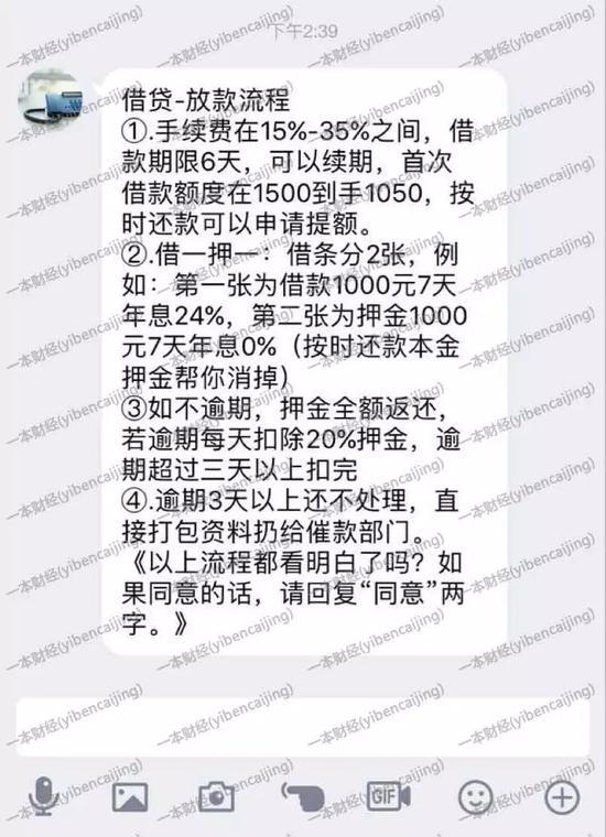 △超利贷借条的流程