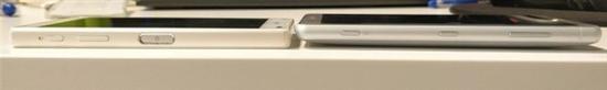 索尼新机原型机曝光:背部采用弯曲设计