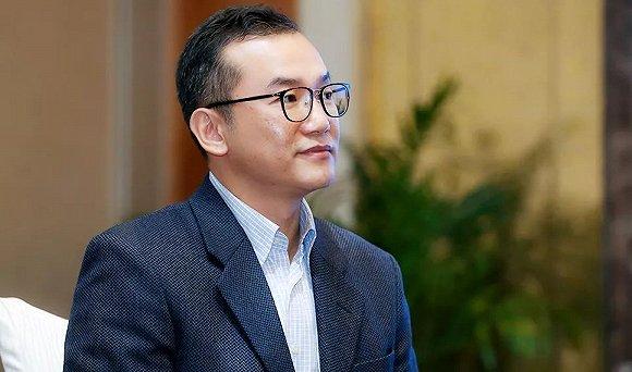 高维资本创始人孙刚 图片来源:《中国企业家》杂志社