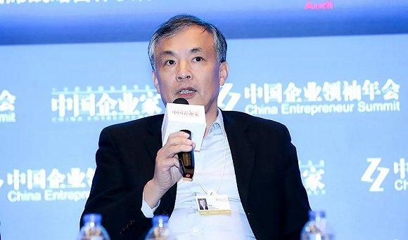 汉能投资集团董事长陈宏 图片来源:《中国企业家》杂志社