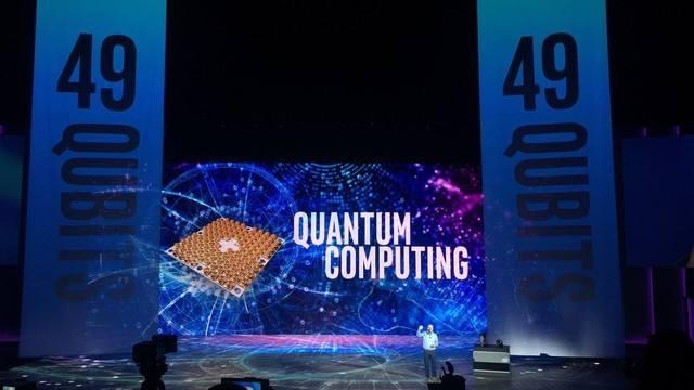 发力量子计算 英特尔押注十年后的未来