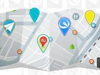 地图App评测总结:高德第一 腾讯最末