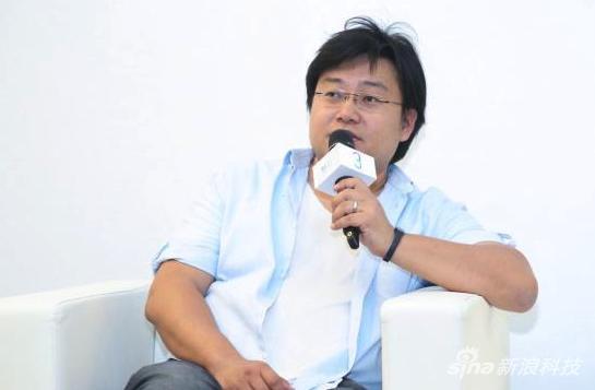 原魅族科技高级副总裁李楠