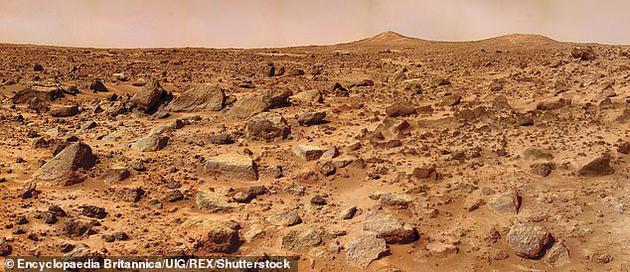 NASA计划于本世纪30年代开展载人火星任务。