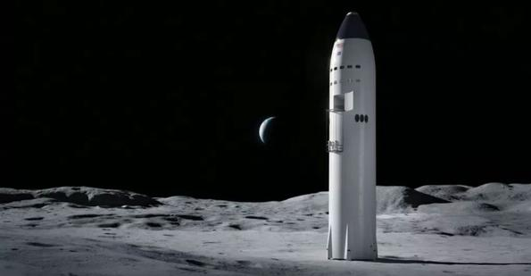 马斯克:SpaceX 2024年将人类送上月球