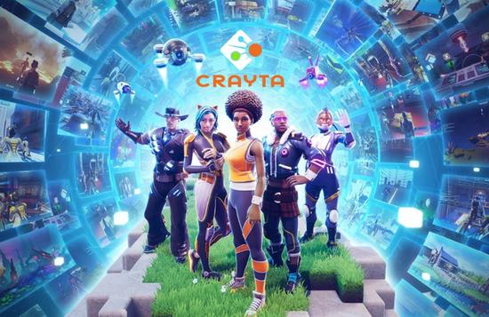 Facebook将类Roblox的元宇宙游戏平台Crayta收入麾下