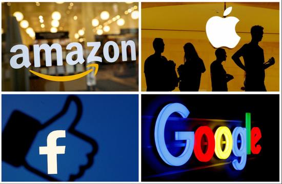 美国众议院立法官员将推出反垄断新法案 直指科技巨头