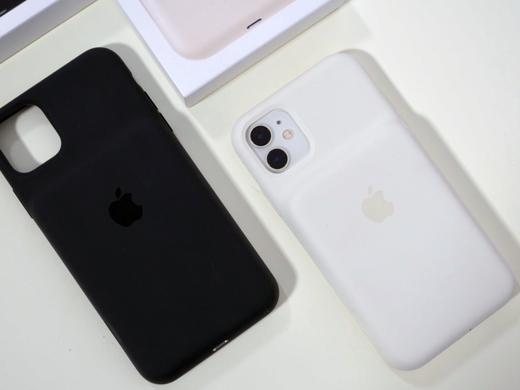iPhone 11系列智能电池壳开箱