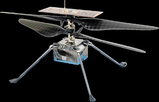 科学好故事|在火星上起飞!解锁外星探索新姿势