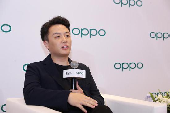OPPO副总裁、中国大陆事业部总裁沈义人