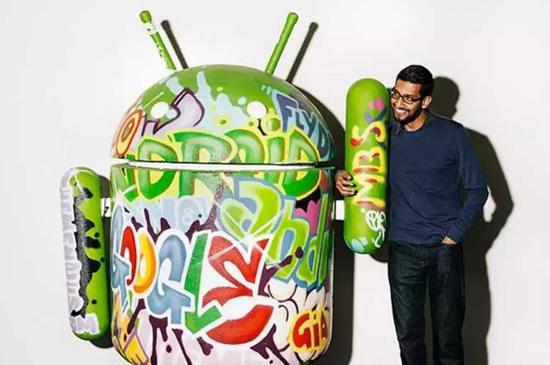 桑达·皮猜:从产品经理到谷歌CEO有多远?