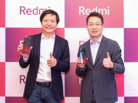 卢伟冰:Redmi承接普惠大众