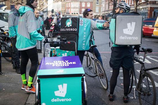 亚马逊收购Deliveroo引担忧 英反垄断机构或发起调查