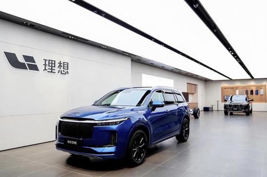 路透:理想汽车秘密申请赴美IPO至少融资5亿美元